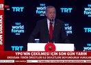 Başkan Erdoğan: 120 saatin büyük bir bölümü sona erdi