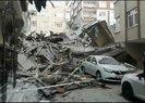 Son dakika haberi | İstanbul Bahçelievler'de bina yıkıldı!