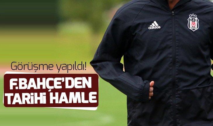 FENERBAHÇE'DEN TARİHİ TRANSFER HAMLESİ! BOMBA PATLIYOR...