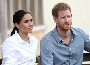 Kraliyet Ailesi'nden ayrılan Meghan Markle görevine gizlice devam ettiği ortaya çıktı