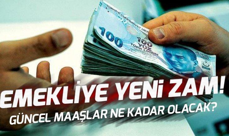 EMEKLİYE ZAM YOLDA!