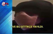 Atatürk'e hakaret etti, yakalandı!