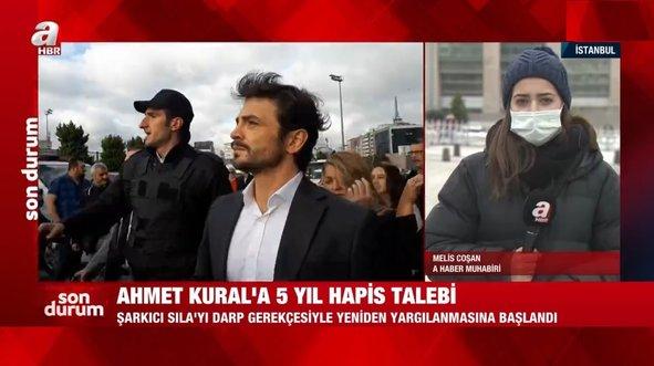 Ünlü oyuncu Ahmet Kural'a 5 yıl hapis istemi