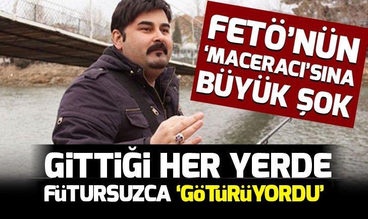 Maceracı Murat Yeni'ye şok! FETÖ'cülerin işletmelerini parlatıp motivasyonu artırmış