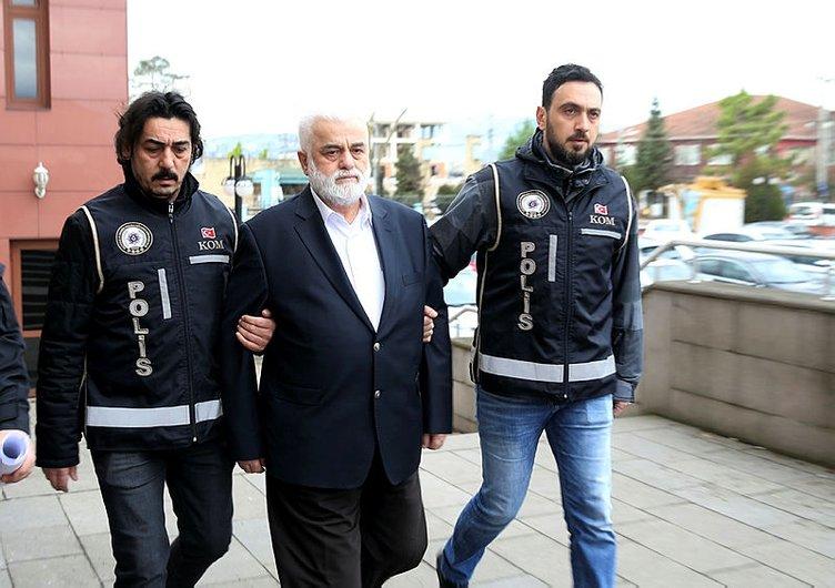 ÜNLÜ RESTORAN SAHİBİ FETÖ'DEN TUTUKLANDI