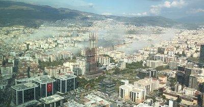 Son dakika | İzmir'de korkutan deprem! İstanbul'da da hissedildi | Son depremler ( AFAD-Kandilli son depremler?)