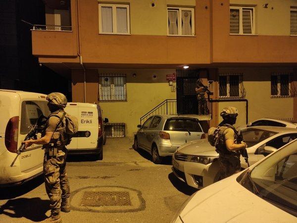 Son dakika: İstanbul merkezli 3 ilde DEAŞ operasyonu: 32 kişi gözaltına  alındı - A Haber Son Dakika Gündem Haberleri
