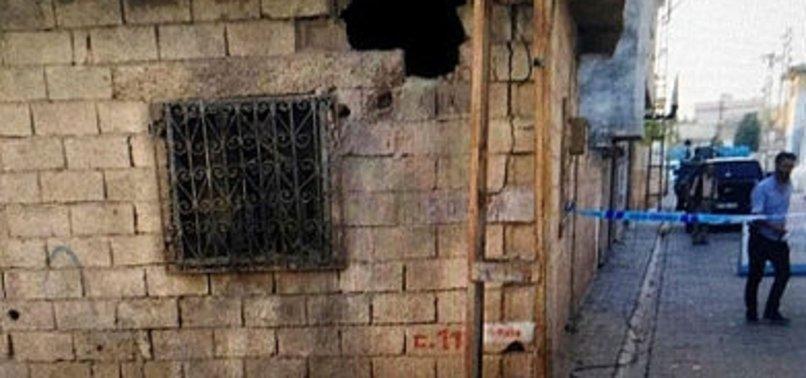 TERÖR ÖRGÜTÜ YPG/PKK'NIN SALDIRISINDA ÇOCUKLAR YARALANDI