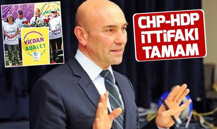 CHP-HDP ittifakı resmileşti