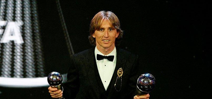 FIFA Yılın En İyi Futbolcusu Luka Modric