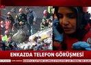Son dakika: Elazığdaki depremde enkaz altındaki Azize cep telefonuyla yardım istedi |Video