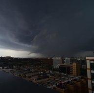 Gökyüzünü kara bulutlar kapladı! İstanbulda dolu felaketi... Uyarılar peş peşe geldi!