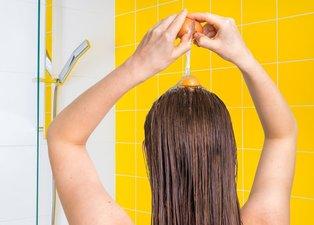 Saçlarınız için doğal çare yumurta! Doğal pratik yöntemler çok şaşırtıyor
