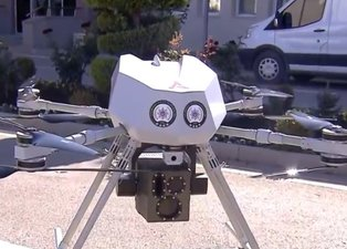 Dünyanın ilk lazer silahlı dronu Eren! 3 bin metreden hedefi 12'den vuruyor