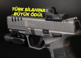 TSK kullandığı silahlar | Hangi ordu hangi silahı kullanıyor | ABD'den Türk tabancasına büyük ödül