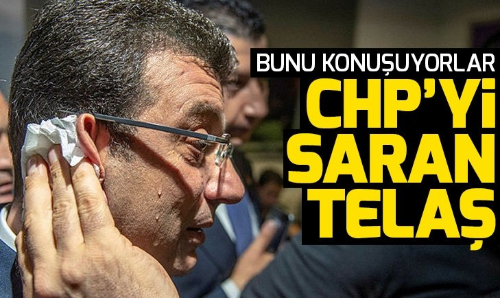 İstanbul'da oy sayımı sona yaklaşırken CHP'yi saran telaş