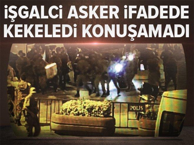 """""""BAŞIMIZDAKİ YÜZBAŞI VATANDAŞLAR İÇİN 'EZİN ŞU ŞEREFSİZLERİ' DEDİ"""