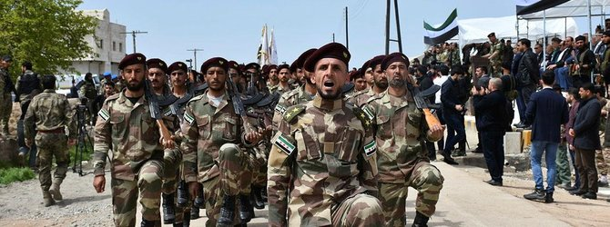 SMDK Suriye'de ilk ofisini açtı