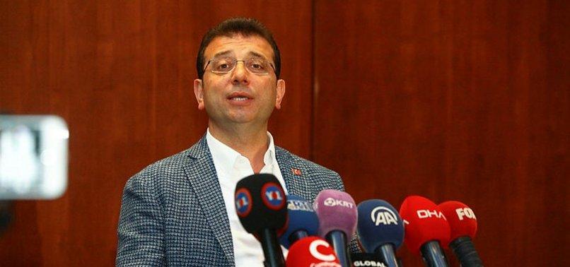 CHP'NİN İSTANBUL ADAYI İMAMOĞLU'NUN VIP REZALETİNDE SON DAKİKA GELİŞMESİ