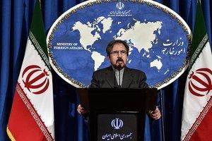 İran AB'nin yaptırım kararını kınadı