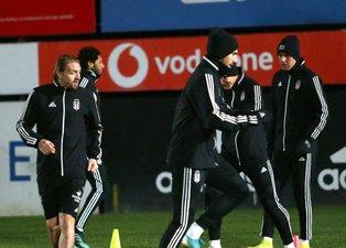 Abdullah Avcı'dan sürpriz karar! İşte Beşiktaş'ın ilk 11'i...