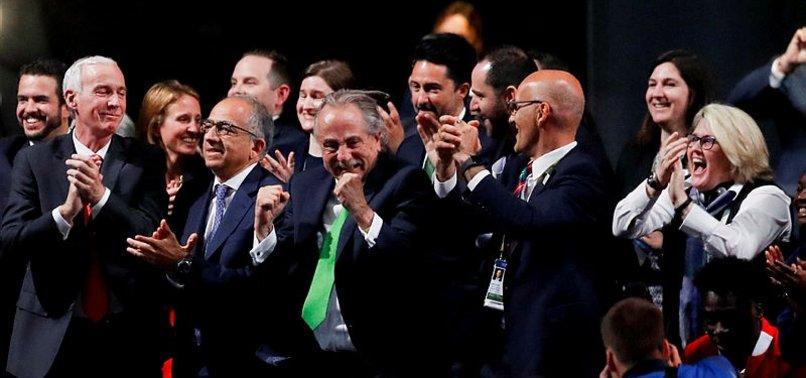2026 FIFA DÜNYA KUPASI'NI DÜZENLEYECEK ÜLKELER BELLİ OLDU