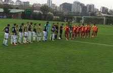 Fenerbahçe-Galatasaray U-21'de kazanan belli oldu