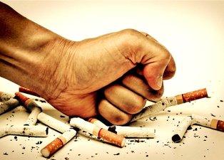 İşte sigarayı bıraktıran besinler! Mucizevi etkileri var