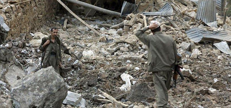 PKK'NIN MİLYONLARCA LİRALIK FÜZE PLANI ELİNDE PATLADI!