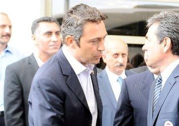 Ali Koç'tan Kocaman'a ayrılık telefonu