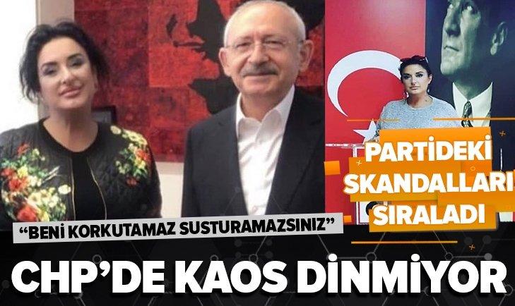 CHP'deki skandalları gün yüzüne çıkardı