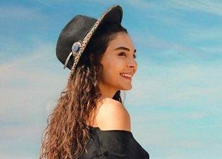 Hercai'nin Reyyan'ı Ebru Şahin makyajsız fotoğrafıyla tam not aldı