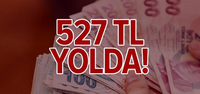 Ocak'ta çifte kazanç: Emekliye 527 TL'lik artış! Zamlı maaşlar ne kadar olacak?