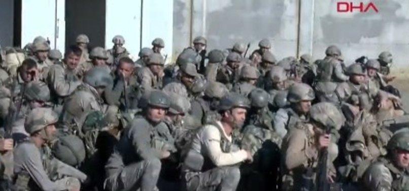 PKK'YA YÖNELİK 'KIRAN-5' OPERASYONU BAŞLADI!