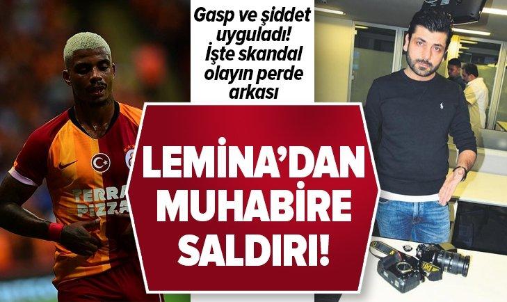 LEMİNA'DAN TAKVİM GAZETESİ MUHABİRİNE SALDIRI!