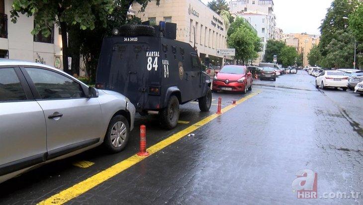 İstanbul'da 30 adrese operasyon! Narkotik köpeği Ceviz işbaşında