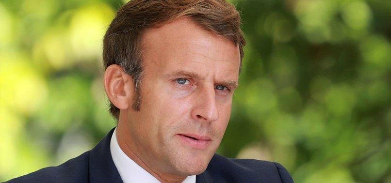 Batı Macron'u yerden yere vurdu: Fransa Türkiye'ye ders veremez