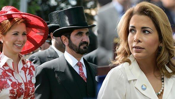 Dubai Şeyhi Al Maktum'ın eşi Prenses Haya kaçmıştı! Şoke eden gelişme