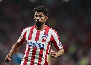 Fenerbahçe yılın transferi için Diego Costa'nın  peşinde