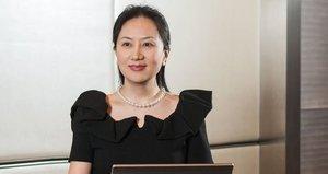 Huawei'nin yöneticisi serbest bırakıldı!
