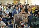 Ekrem İmamoğlu HDPKK'lı belediye başkanına Atatürk portresi hediye etti!