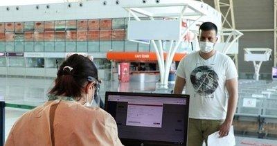 İstanbul Havalimanı koronavirüs test merkezinde 150 bine yakın yolcuya hizmet verdi