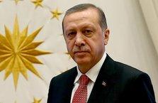 Erdoğan'dan Kıbrıs mesajı