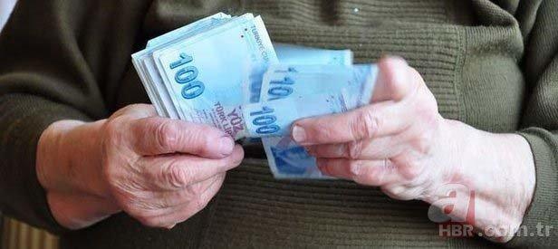 Son dakika: Emekliye 2 farklı zam... Emeklinin zam oranı belli oldu!