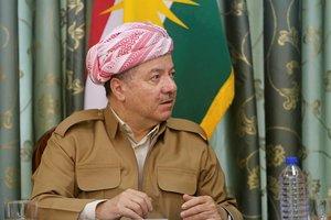 Barzani'ye şok! İstifasını istediler