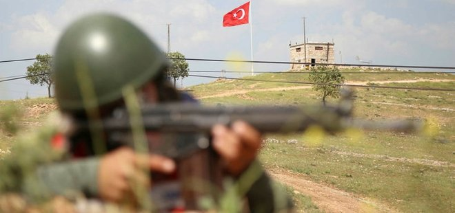 YÜKSEKOVA'DA ÇATIŞMA! PKK'LILAR ÖLDÜRÜLDÜ