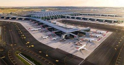 İstanbul Havalimanı Avrupa'da zirvede: Yüzde 130 artış!