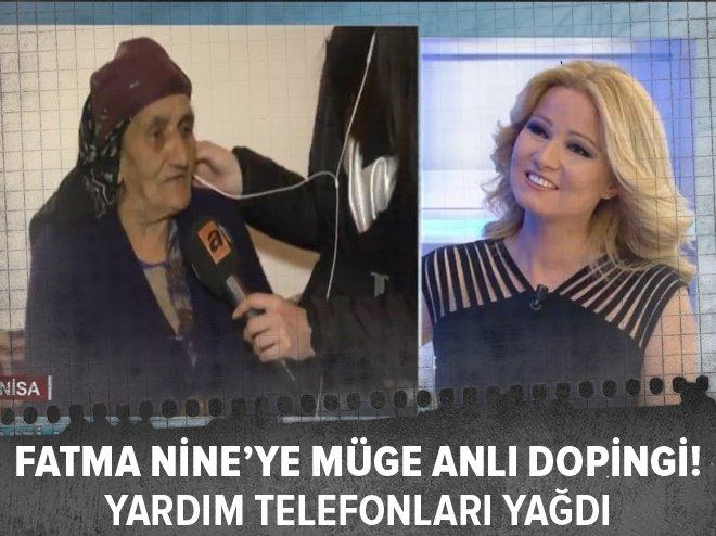 FATMA NİNE'NİN NÖBET CEZASI SONA ERDİ