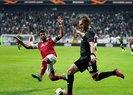 Braga 3-1 Beşiktaş maç sonucu
