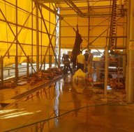 CHPli İBBden kurban rezaleti: Kasaplar kaçtı! Vatandaşın hayvanı askıda kaldı